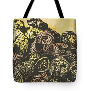 Losses From The Colossus  Tote Bag