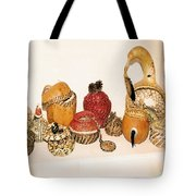 Lost Art Of Basket Making Tote Bag