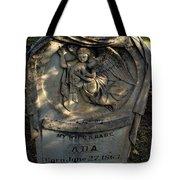 Lost At Birth Tote Bag