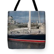 Lost At The Battle Of Midway June 1942 Tote Bag