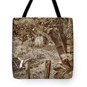 Lost Barn S Tote Bag