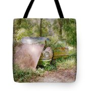 Lost Beauty Tote Bag