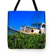 Lost Boat Tote Bag