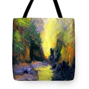 Lost Creek Tote Bag