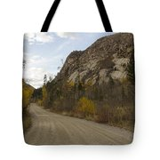 Lost Creek Road Tote Bag