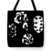 Lost Faces Tote Bag