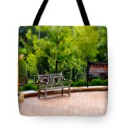 Lost Hollow Tote Bag