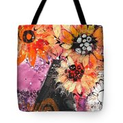 Lost In A Moment Tote Bag