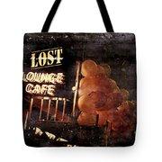 Lost In Amsterdam Tote Bag
