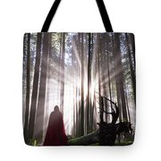 Lost In Beauty Tote Bag