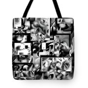 Lost In Dimension V Tote Bag