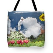 Lost In Found Tote Bag