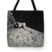 Lost In New York Tote Bag