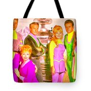 Lost In Space Team - Pa Tote Bag