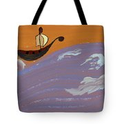Lost In Storm Tote Bag