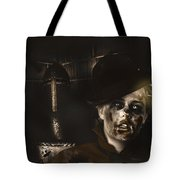 Lost In The Dark. Death Becomes You Tote Bag