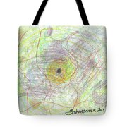 Lost In The Forest 2013 Tote Bag