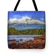 Lost In The Moment Tote Bag