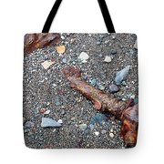 Lost In The Sand Tote Bag