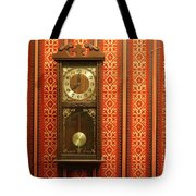 Lost In Time And Space Tote Bag by Stephen Mitchell