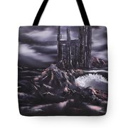 Lost In Time. Tote Bag by Cynthia Adams
