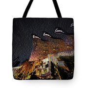 Lost In Vegas Tote Bag