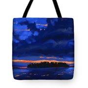 Lost Island Tote Bag