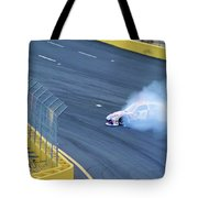 Lost It On The Turn Tote Bag