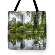 Lost Lagoon, Vancouver Tote Bag