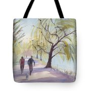Lost Lagoon Tote Bag