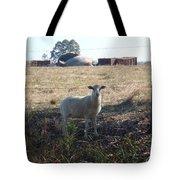 Lost Lamb Tote Bag