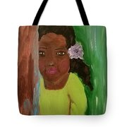 Lucky Lucy Tote Bag