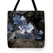 Lost Marbles-self Found Tote Bag