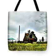 Lost Mill Tote Bag
