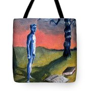 Lost Tote Bag by Rene Capone