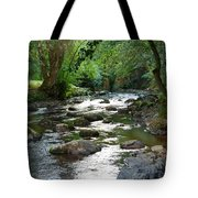 Lost River Tote Bag