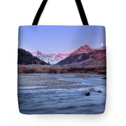 Lost River Range Tote Bag
