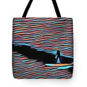 Lost Surfer Tote Bag