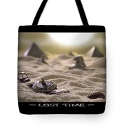 Lost Time Tote Bag by Mike McGlothlen