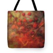 Lost Vintage Crabapples 5942 Ldp_2 Tote Bag