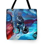 Lost World Tote Bag