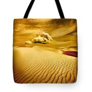 Lost Worlds Tote Bag by Jacky Gerritsen
