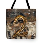 Lot Number Two Tote Bag