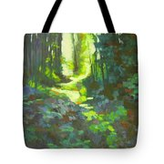 Lothlorian Wood Tote Bag