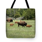 Lots Of Calves Tote Bag