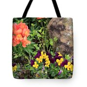 Lots Of Color Tote Bag