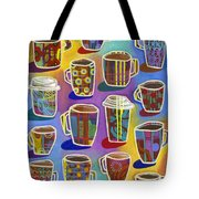 Lots Of Lattes Tote Bag