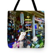 Lots Of Stuff Tote Bag