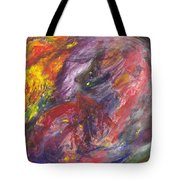 Lot's Wife Tote Bag