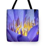 Lotus 9 Tote Bag